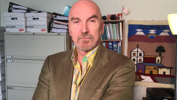 Psychiatrist alleges RCMP's 'attempt to bully' him shows historic sexual harassment apology hollow